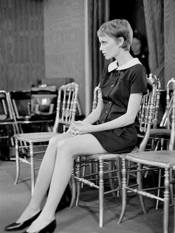 Mia Farrow PHOTO MARTINE FRANCK/MAGNUM PHOTOS197