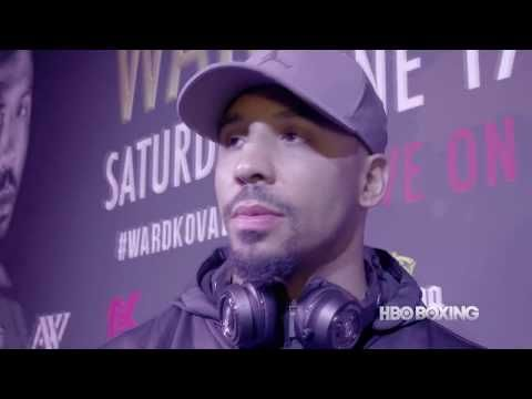 HBO Boxing News: Andre Ward Interview (HBO Boxing)
