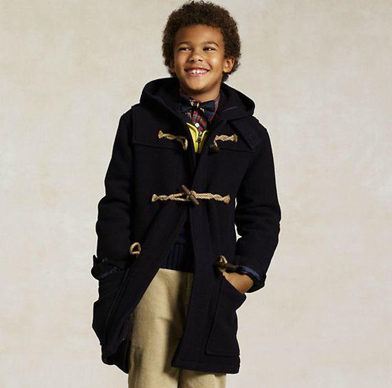 Ralph Lauren Kids Outerwear for Boys | COORDINADOS PARA