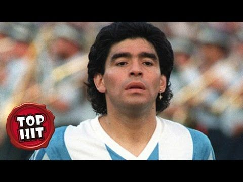 Top 10 Footballers of All time - Today's Top Hits