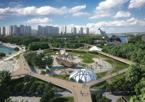 President Park Astana