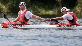 Team Canada continues to evolve and grow at Rio 2016, with an extra boat in canoe/kayak sprint and a roster change for...