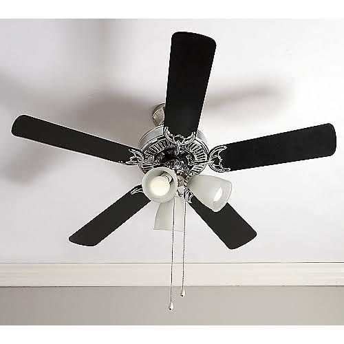 Hunter Ceiling Fan Light Popped : Best black ceiling fan ideas on