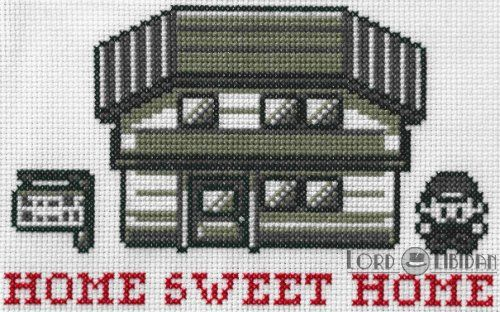I've seen a lot of these since I gave the pattern away fro free but mine is best #pokemon #crossstitch @lordlibidan  https://lordlibidan.com/pokemon-home-sweet-home-cross-stitch/pic.twitter.com/m7XfzjPLiW