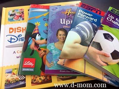 {Lilly Diabetes Blogger Summit 2012} Disney Book Collaboration