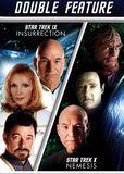 Star Trek: Insurrection/Star Trek: Nemesis [2 Discs] [DVD]