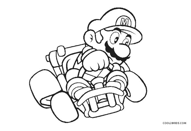 Free Printable Mario Kart Coloring Pages For Kids Cool2bkids Coloring Pages Poppy Coloring Page Mario Coloring Pages