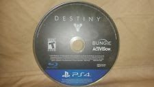 Destiny Sony Playstation 4 PS4 Video Game Disc Only FREE SHIPPING