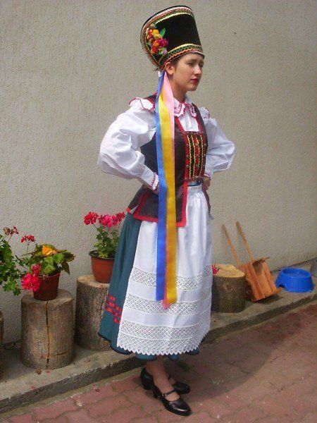 История Польского костюма