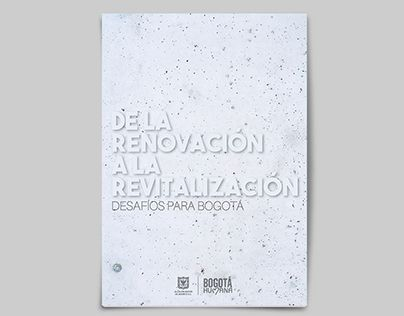 "Check out new work on my @Behance portfolio: ""De la renovación a la Revitalización."" http://be.net/gallery/32604855/De-la-renovacion-a-la-Revitalizacion"