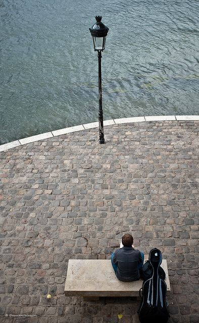 perspective | Ile Saint Louis, Paris IV