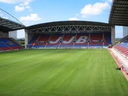 Wigan FC - Gareth Bird - Perth Hammers