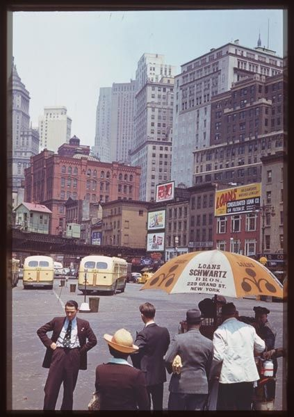 New York  City - 1940's