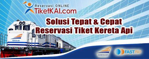 Solusi Tepat Dan Cepat Reservasi Tiket Kereta Api https://www.facebook.com/partnerfastravel