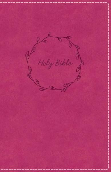 Holy Bible: King James Version,, Imitation Leather, Red Letter Edition
