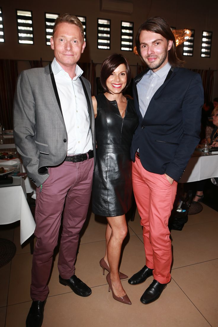 The boys Vladimir & Andrew with Karin Horen | Orsini Rouge ...