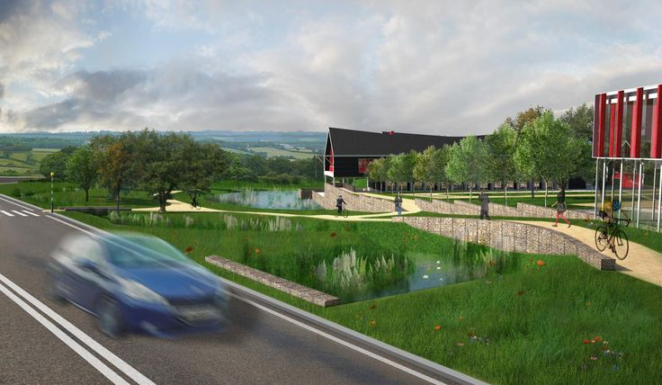 Bexhill Enterprise Park Masterplan