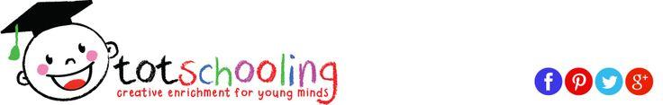 Totschooling - Toddler e prescolari educativi Attività stampabili: Puzzle e giochi