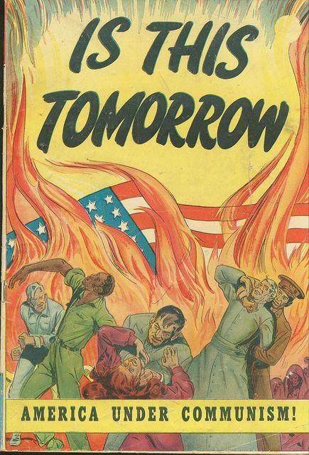 America Under Communism - full comic