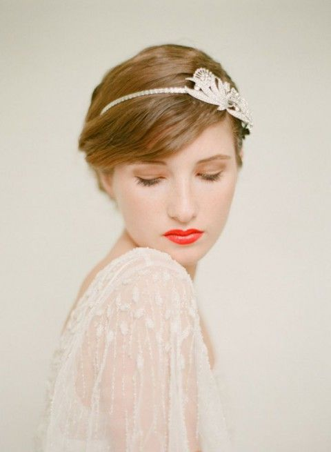 short wedding hairstyles pictures