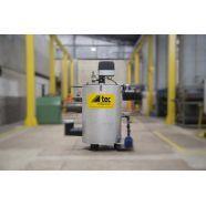 O Gerador de água quente a gás é composto por seis geradores. Confira mais.