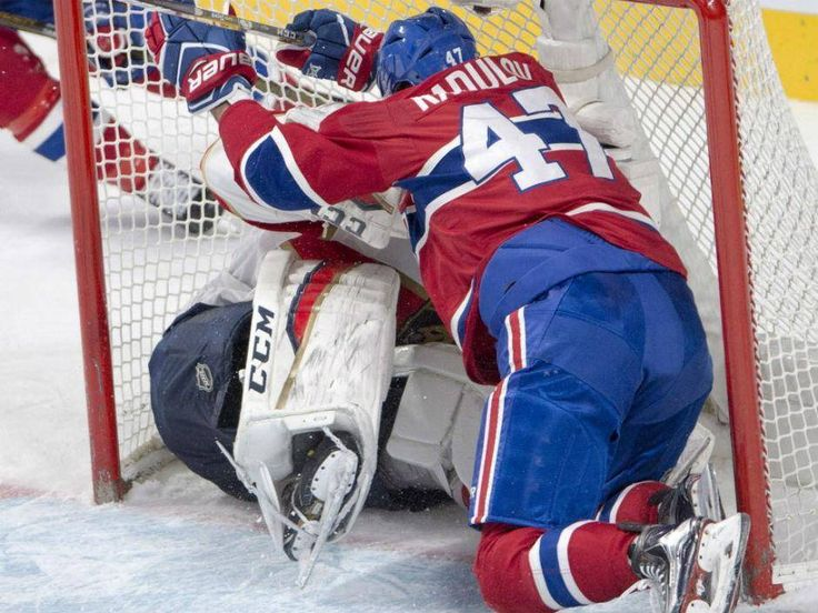 Montreal Canadiens punch playoff ticket for fourth time in five seasons with win over Florida Panthers