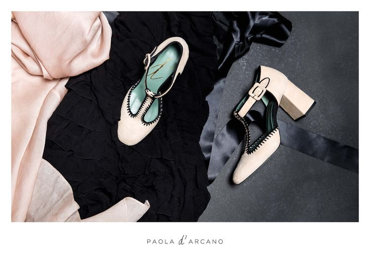 PAOLA d'ARCANO | SS17 Campaign