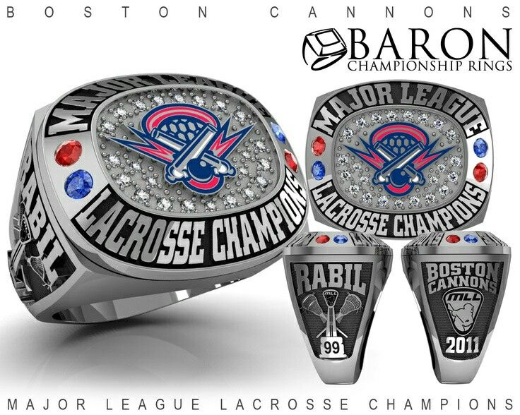 Mll Championship Rings