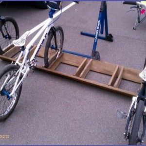 do it yourself bike rack for truck bed - Google Search
