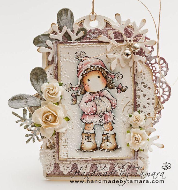 Handmade by Tamara: Winter Tilda