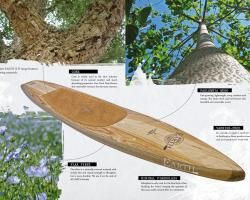 EARTH SUP by Bic paddle board