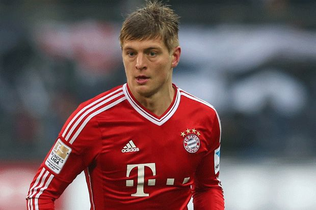 Know Your World: Welcome To Real Madrid Toni Kroos, Real Madrid com...http://tinyurl.com/oougcck #welcometorealmadrid   #tonikroos   #realmadrid