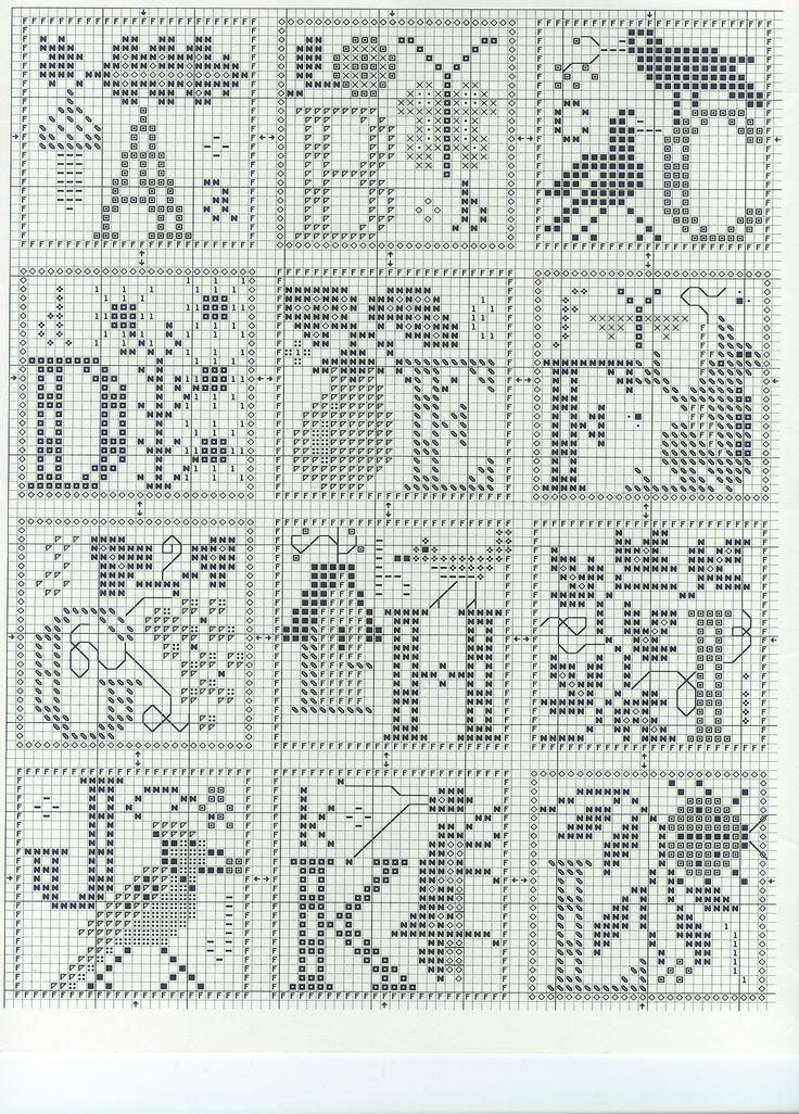 The Prairie Schooler Garden Alphabet (2/4)