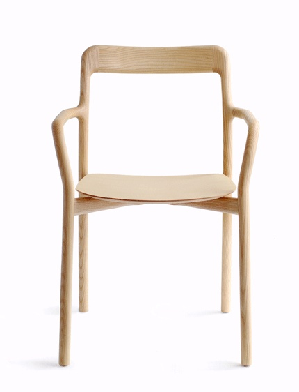 Branca chair by Industrial Facility