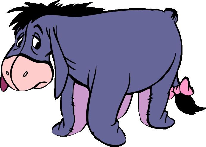 89 Best Images About Eeyore...most Favorite Disney