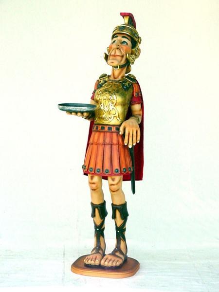 decoración romana