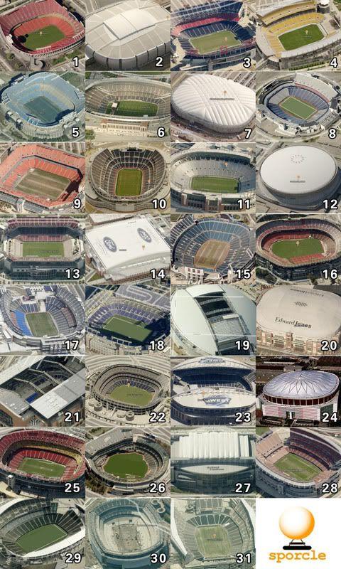 NFL Football Stadium   Can you name the NFL Team by Stadium Photo? by jonesjeffum   Online ...