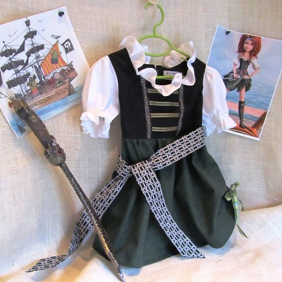 Hey, I found this really awesome Etsy listing at https://www.etsy.com/listing/184881219/childs-zarina-the-pirate-fairy-costume