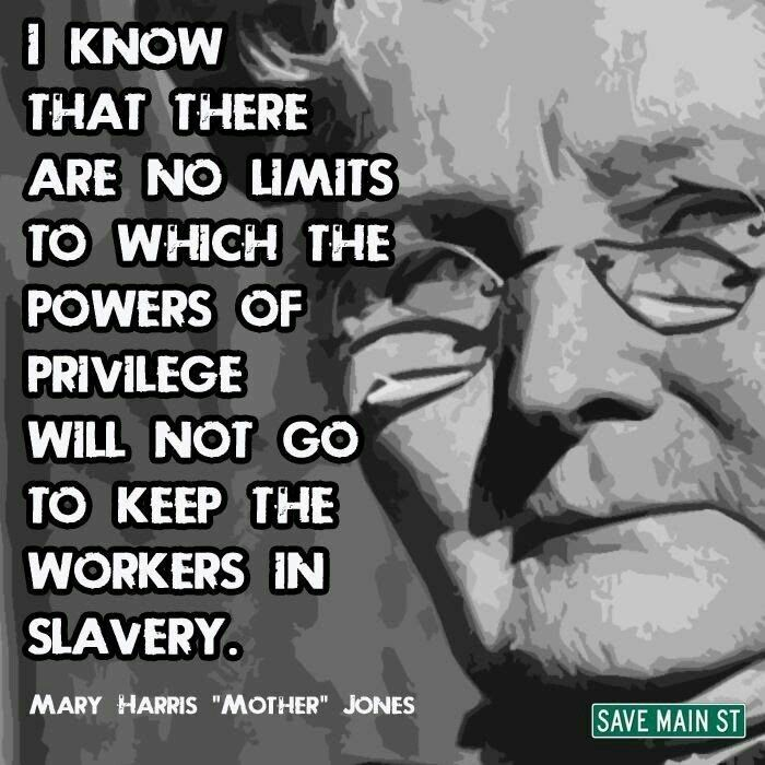 "Mary Harris-""Mother"" Jones"