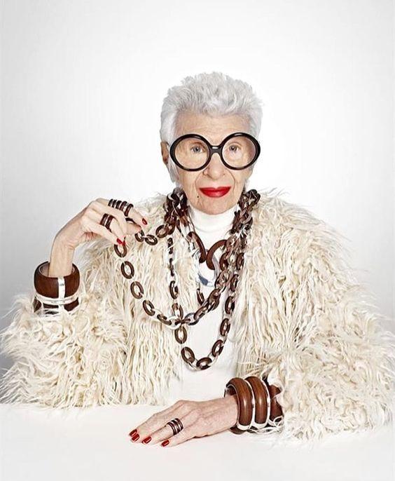 Style Icon Iris Apfel