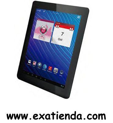 """Ya disponible Tablet Approx 9.7"""" cheesecake jb 4.1 16gb capacitive negro   (por sólo 176.89 € IVA incluído):   **** - Especificaciones técnicas ****     * 9.7"""" Multi-touch panel de 5 puntos     * Procesador Dual - Core de 1,5 GHz     * 1 GB de memoria DDR3     * Android4.1.1 Jelly Bean     * Memoria interna de 16 GB     * Wi-Fi 150 Mbps b / g / n     * Micro SDHC de hasta 32 GB     * GPU MALI 400 3D dual core     * Salida HDMI 1080 P     * Camara Frontal y Trasera     *"""