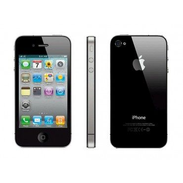 Apple iPhone 4 A1332 8GB Bloqueado Vodafone Portugal Negro