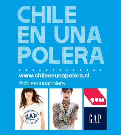 Chile en una polera