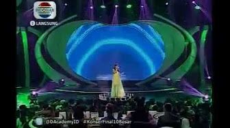 Lagu Lesti Di Grand Final D'Academy Paling Merdu Bikin Nangis - YouTube