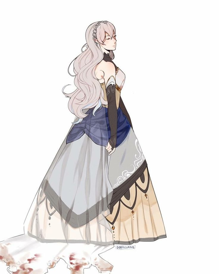 Fire Emblem Fates - Corrin Bride Class