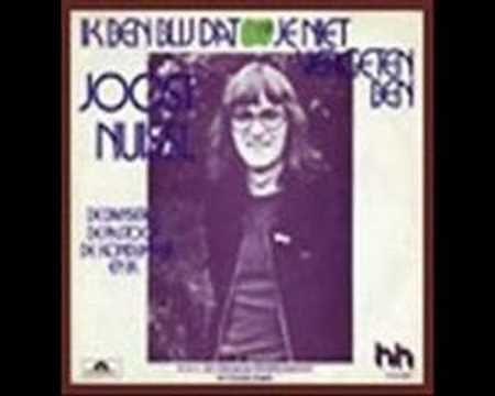 Joost Nuissl - Ik Ben Blij Dat Ik Je Niet Vergeten Ben