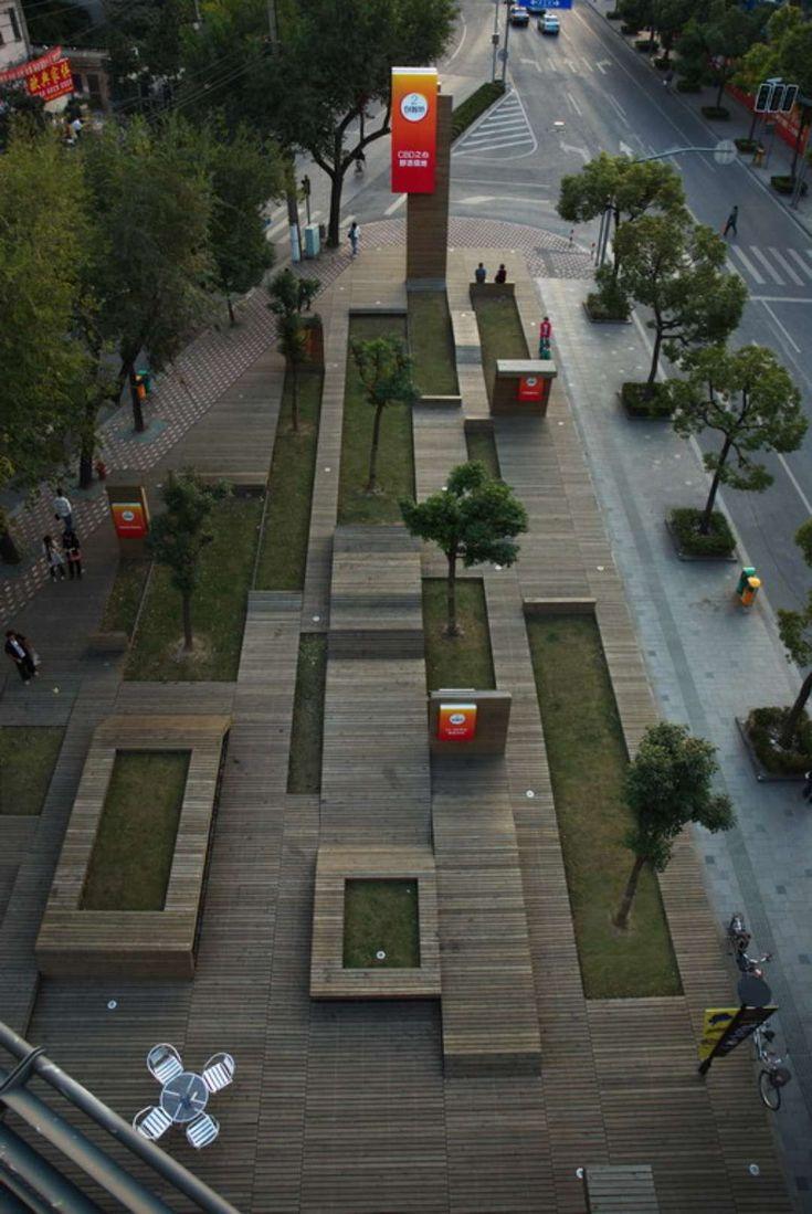 Best 25 pocket park ideas on pinterest urban park landscape architecture design and public - Small urban spaces image ...