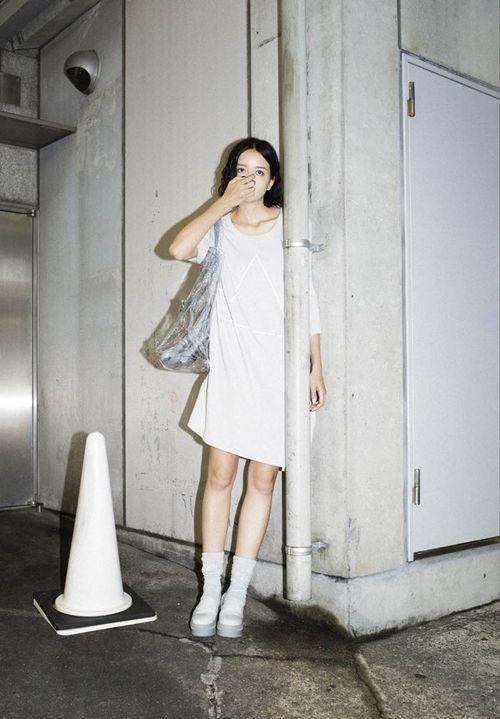 musuheki: Ikumi for i tokyo catalogue a/w '13