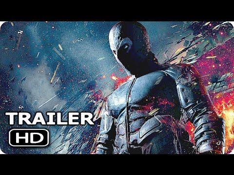 RENDEL Official Trailer Teaser (2017) Superhero Sci-Fi Action Movie HD