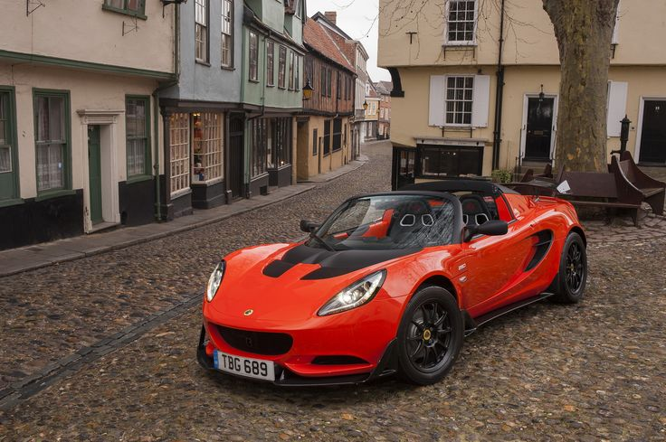 Lotus Elise Cup 250 Is The Fastest Street-Legal Rendition Of The Model